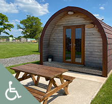 Pasture View wheelchair access